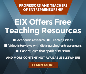 Use EIX in your classroom